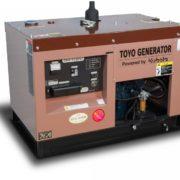 Дизель генератор TOYO TKV-11SPC00001