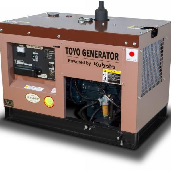 Дизель генератор TOYO TKV-11SPC00005