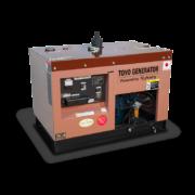 Дизель генератор TOYO TKV-14TPC