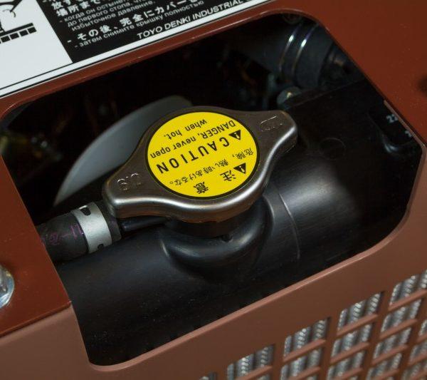 Дизель генератор TOYO TKV-14TPC00011