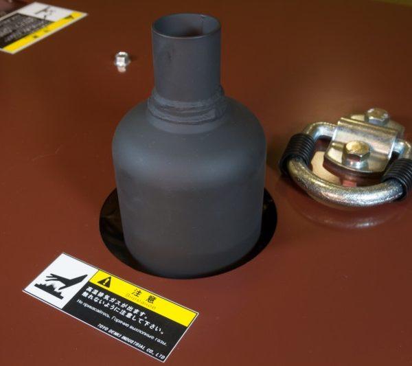 Дизель генератор TOYO TKV-14TPC00012