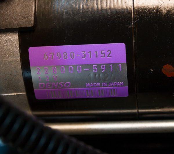Дизель генератор TOYO TKV-14TPC00016