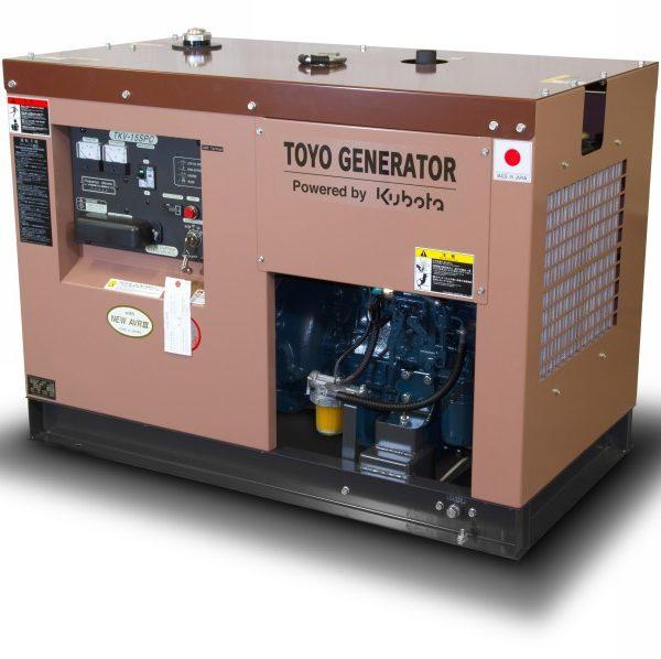 Дизель генератор TOYO TKV-15SPC04