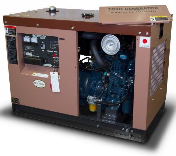 Дизель генератор TOYO TKV-15SPC05