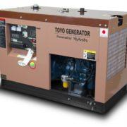 Дизель генератор TOYO TKV-20SPC04