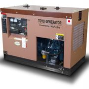 Дизель генератор TOYO TKV-20TPC04