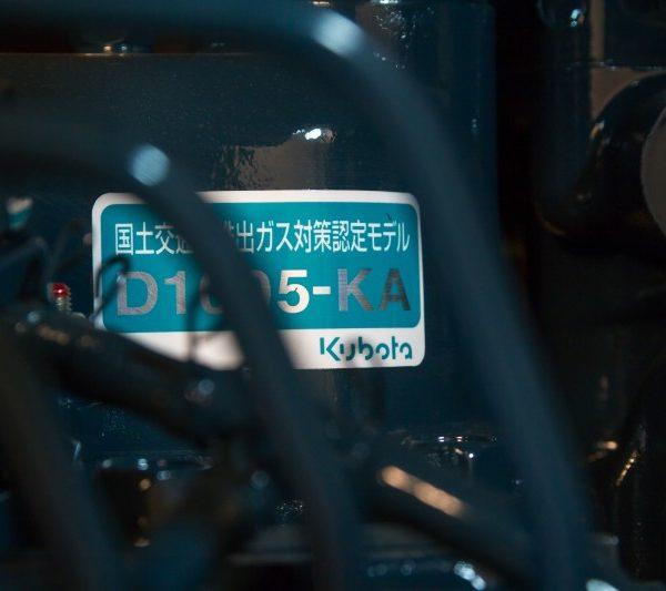 Дизель генератор TOYO TKV-20TPC10