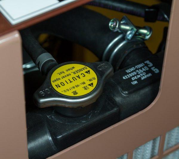 Дизель генератор TOYO TKV-20TPC18