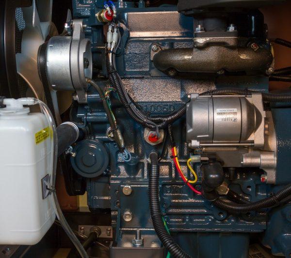 Дизель генератор TOYO TKV-20TPC23