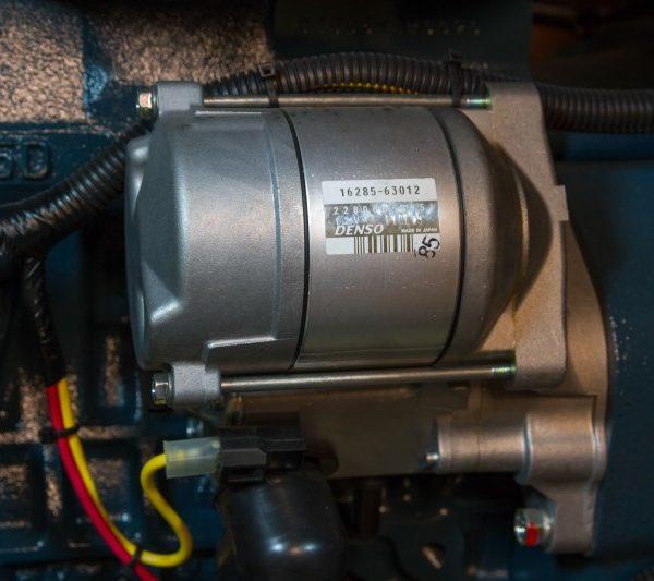 Дизель генератор TOYO TKV-20TPC24