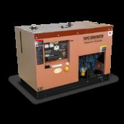 Дизельный генератор TOYO 27TPC