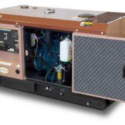 Дизельный генератор TOYO TKV-11SBS05