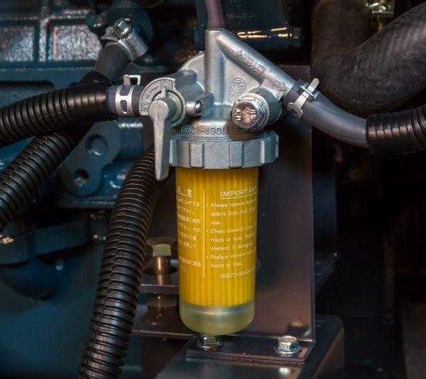 Дизельный генератор TOYO TKV-11SBS08