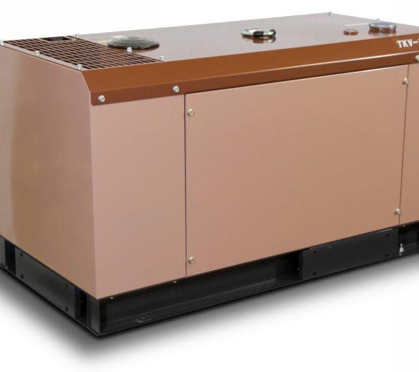 Дизельный генератор TOYO TKV-11SBS11