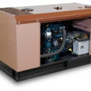 Дизельный генератор TOYO TKV-11SBS12
