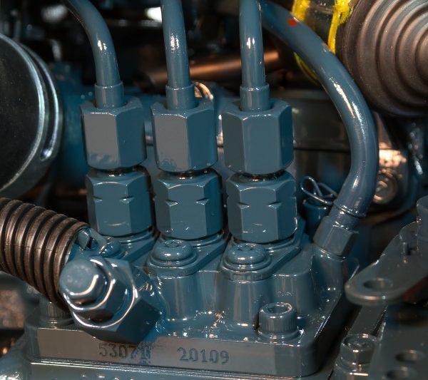 Дизельный генератор TOYO TKV-11SBS15
