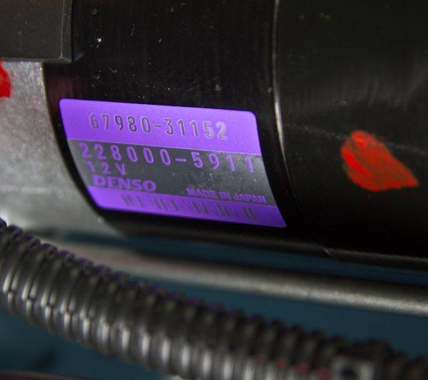 Дизельный генератор TOYO TKV-11SBS18