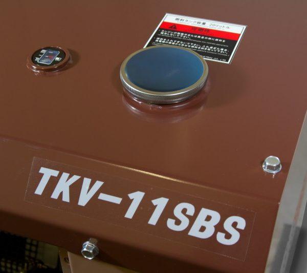 Дизельный генератор TOYO TKV-11SBS19