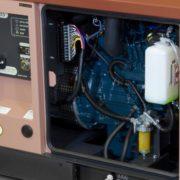 Дизельный генератор TOYO TKV-14TBS 05