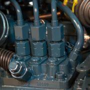 Дизельный генератор TOYO TKV-14TBS 08