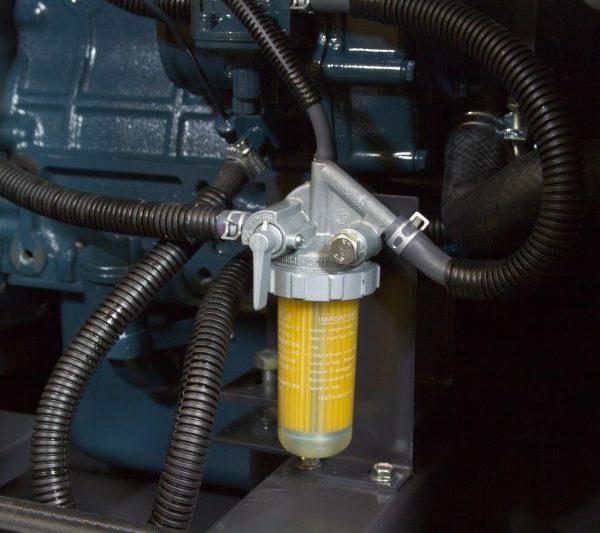 Дизельный генератор TOYO TKV-14TBS 10
