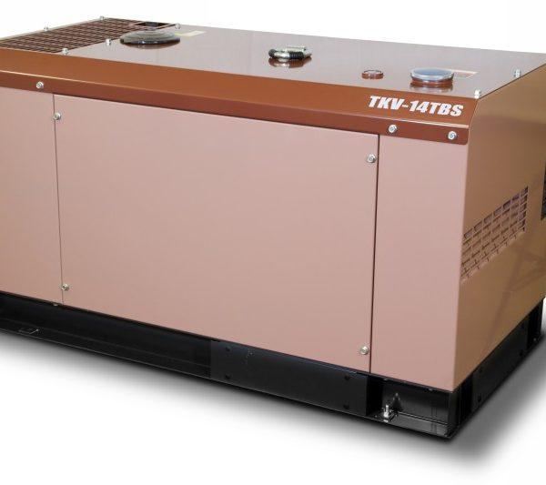 Дизельный генератор TOYO TKV-14TBS 18