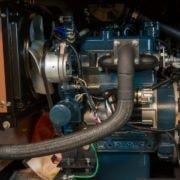 Дизельный генератор TOYO TKV-14TBS 21