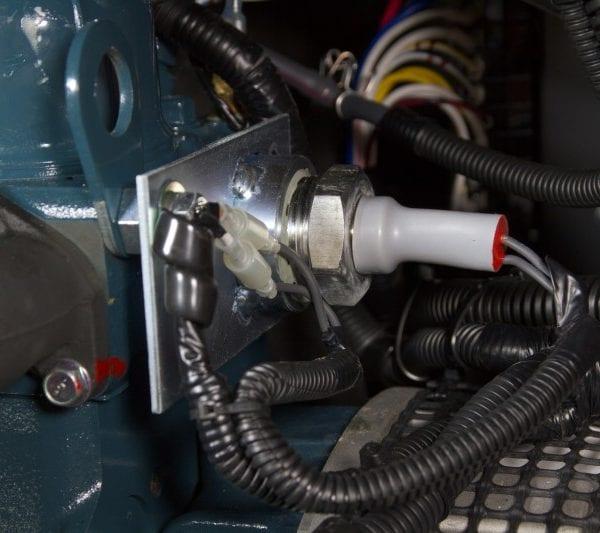 Дизельный генератор TOYO TKV-14TBS 24