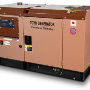 Дизельный генератор TOYO TKV-15SBS 04