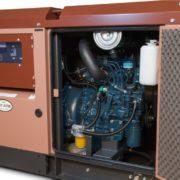 Дизельный генератор TOYO TKV-15SBS 05