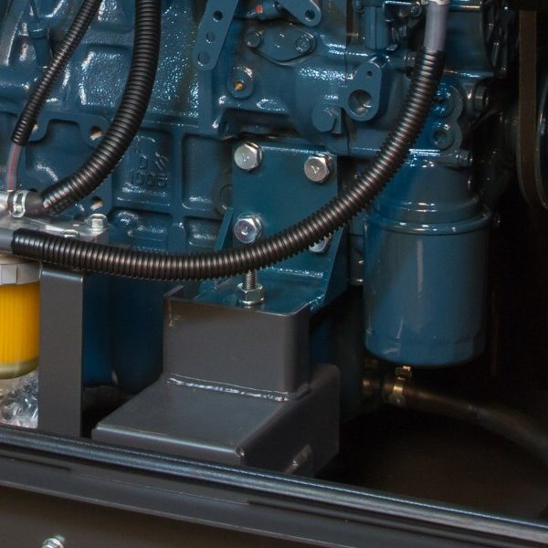 Дизельный генератор TOYO TKV-15SBS 09
