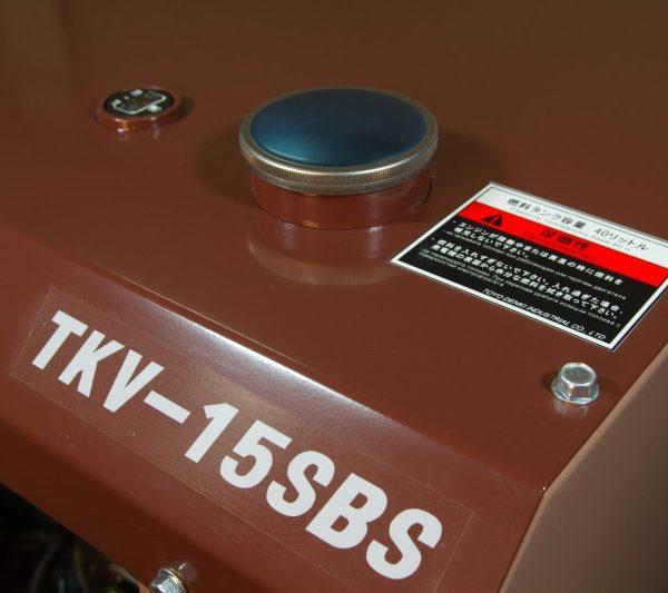 Дизельный генератор TOYO TKV-15SBS 19