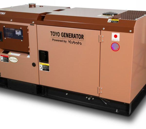 Дизельный генератор TOYO TKV-27TBS04