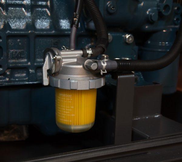 Дизельный генератор TOYO TKV-27TBS09