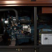 Дизельный генератор TOYO TKV-27TBS18