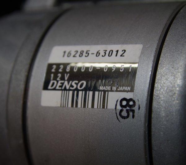 Дизельный генератор TOYO TKV-27TBS22