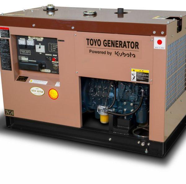 Дизельный генератор TOYO TKV-27TPC04