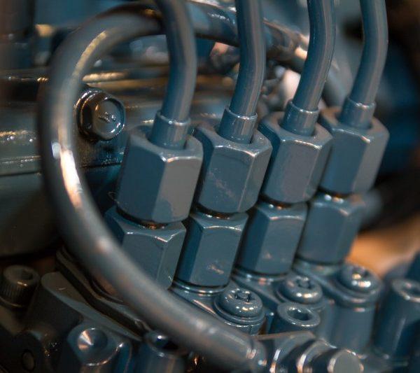 Дизельный генератор TOYO TKV-27TPC06