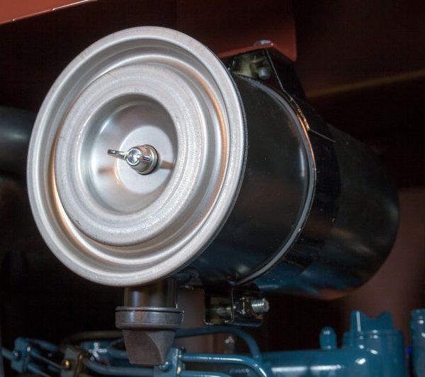 Дизельный генератор TOYO TKV-27TPC07