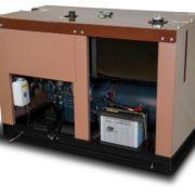 Дизельный генератор TOYO TKV-27TPC16