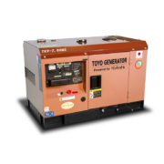 Дизельный генератор TOYO TKV-7-5SBS
