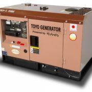 Дизельный генератор TOYO TKV-7-5SBS04