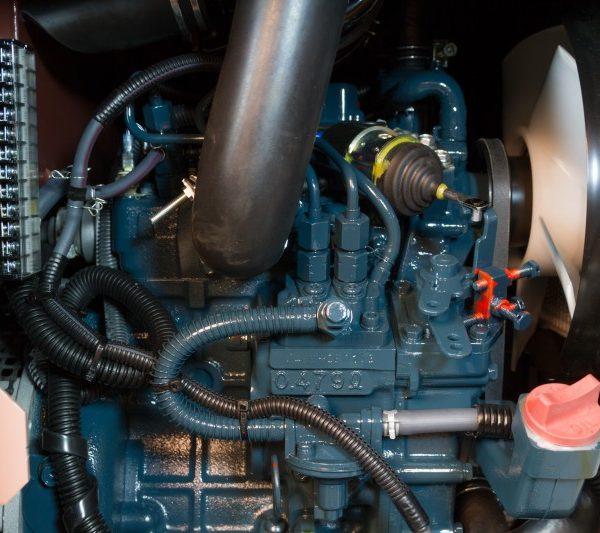 Дизельный генератор TOYO TKV-7-5SBS05