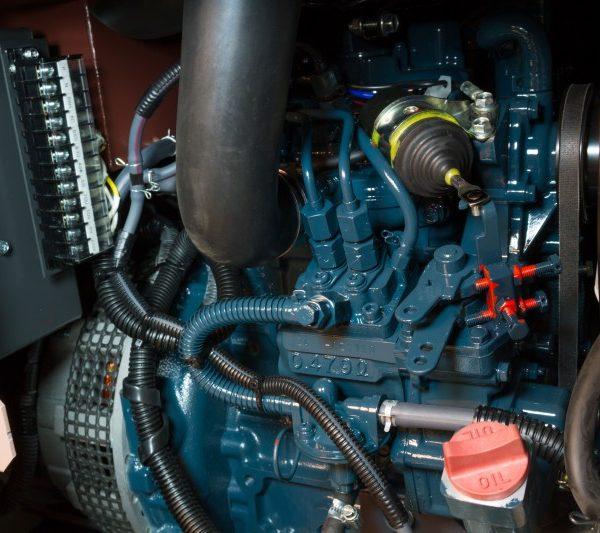 Дизельный генератор TOYO TKV-7-5SBS06