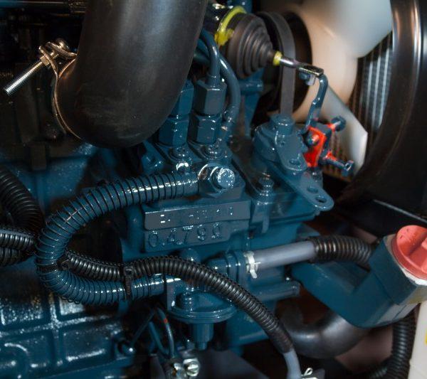 Дизельный генератор TOYO TKV-7-5SBS08