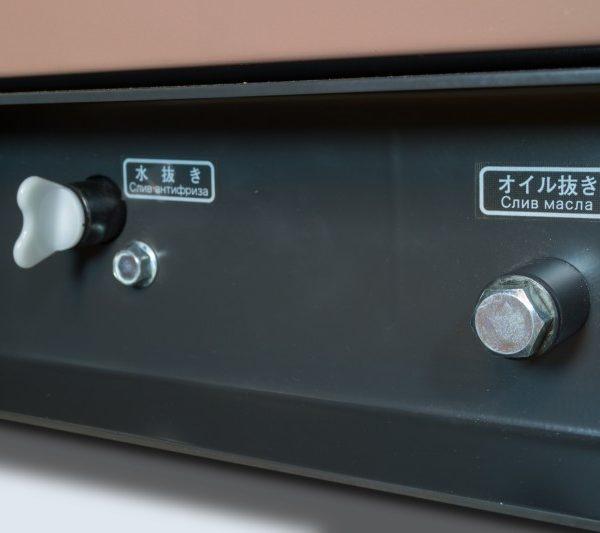 Дизельный генератор TOYO TKV-7-5SBS11
