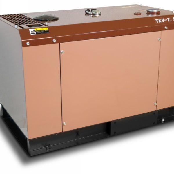 Дизельный генератор TOYO TKV-7-5SBS12