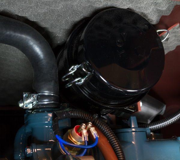 Дизельный генератор TOYO TKV-7-5SBS14