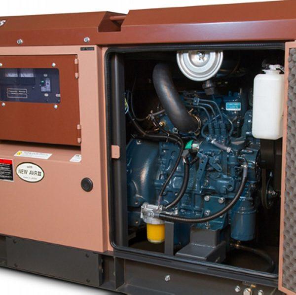 Дизельный генератор TOYO TKV-TKV-20TBS06