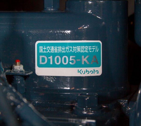 Дизельный генератор TOYO TKV-TKV-20TBS09
